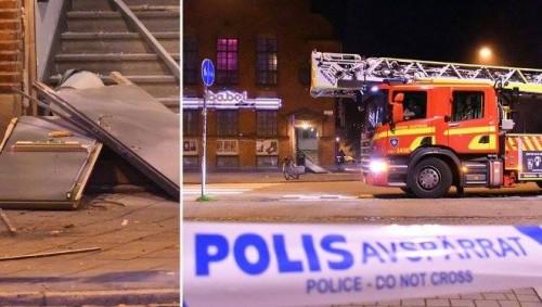 შვედეთის ღამის კლუბში აფეთქება მოხდა